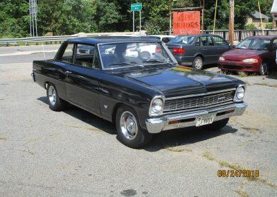 1966 Chevy II (Nova)